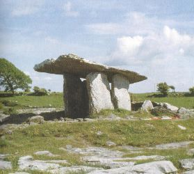 Irish Megalithic Monument